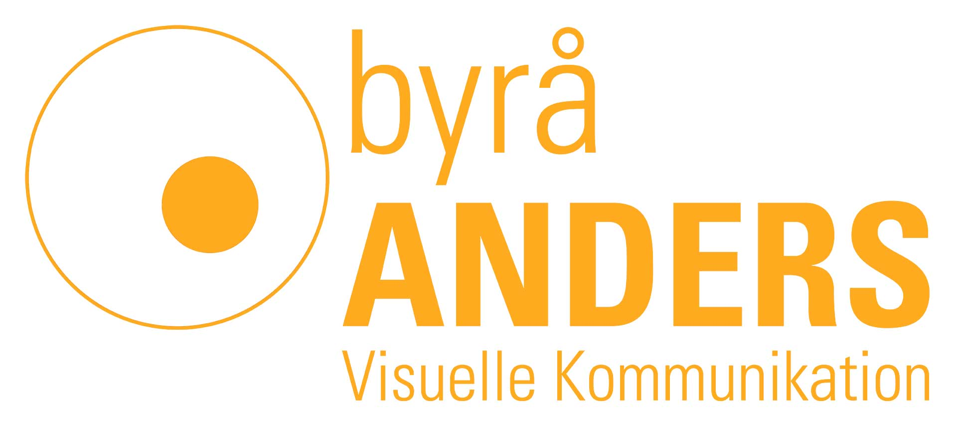 Byrå Anders - Visuelle Kommunikation